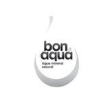 logo del agua mineral bon aqua